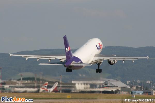 Airbus A310-324/F (FedEx)