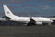 Boeing 737-7DT/BBJ (A36-001)