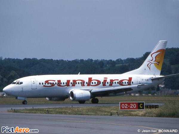 Boeing 737-3Q8 (Sunbird (Islandflug))