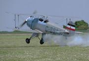 Bücker CASA 1-131E-3B Jungmann (G-BSAJ)