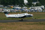 Beech Super King Air 300LW (OY-BVW)