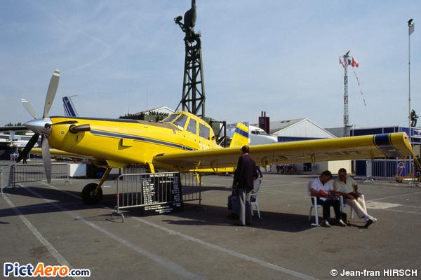 Air Tractor AT-503 (Trabajo Aereos Espejo (Icona))
