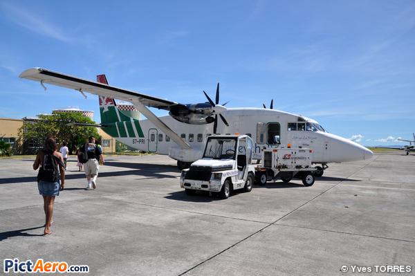 Shorts 360-300 (Air Seychelles)