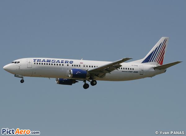 Boeing 737-4S3 (Transaero Airlines)