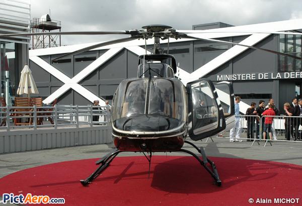 Bell 407 (Cessna finances Corp)