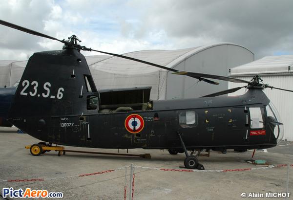 HUP-2 Retriever (Musée de l'Air et de l'Espace du Bourget)