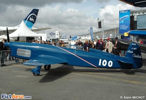 C-460 Rafale Replica (Tom Wathern)