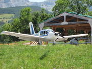 Morane-Saulnier MS-880 Rallye 100 ST (F-BUNS)