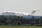 McDonnell Douglas MD-83 (DC-9-83) (SX-BTG)