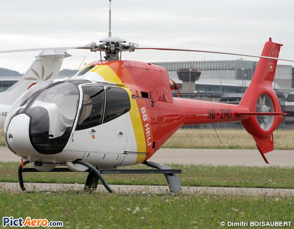 Eurocopter EC-120B Colibri (JAA) (BB Heli)