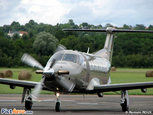 Pilatus PC-12/47 (JetFly)