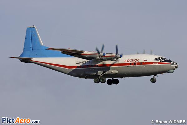 Antonov An-12V (Kosmos Airlines)