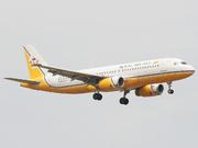 Airbus A320-232 (V8-RBT)