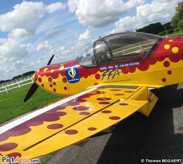 CAP Aviation CAP-10B (Association Nord-Pas-de-Calais Voltige)