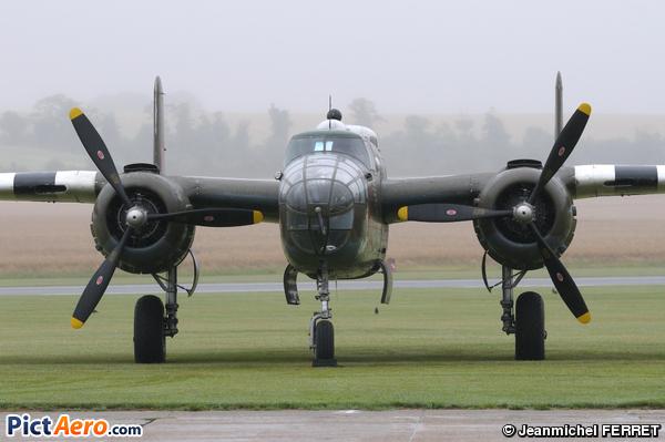 North American B-25 Mitchell II (Patina Ltd)