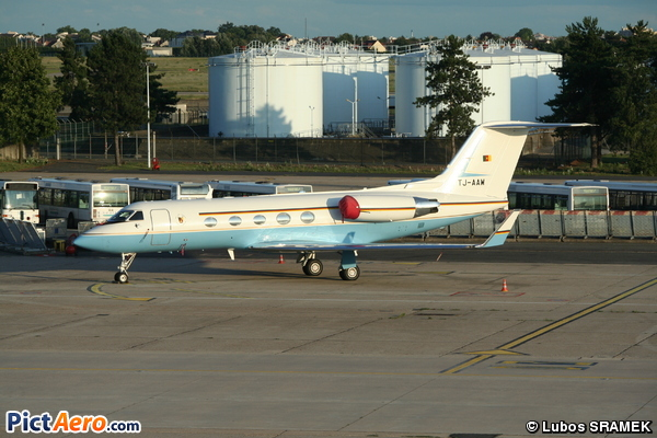 Gulfstream Aerospace G-1159A Gulfstream G-III (Cameroon - Government)