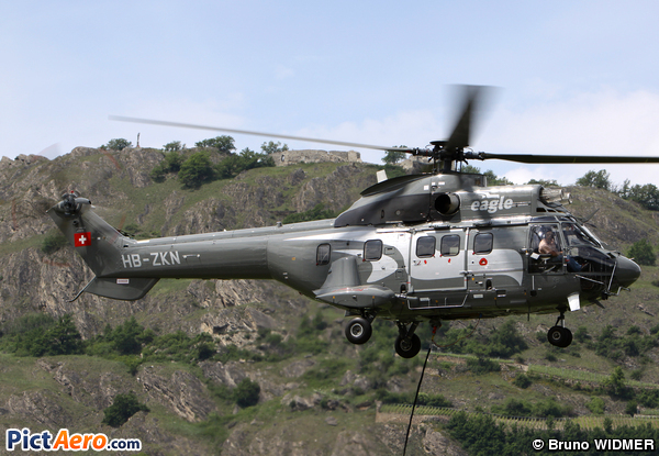 Eurocopter AS-332 C1 (Eagle Copters)