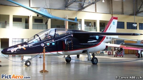 FMA IA-63 Pampa (Fabrica Militar de Aviones)