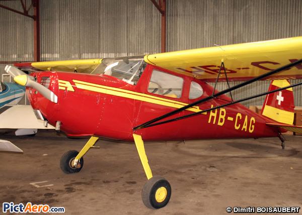 Cessna 140 (Private)