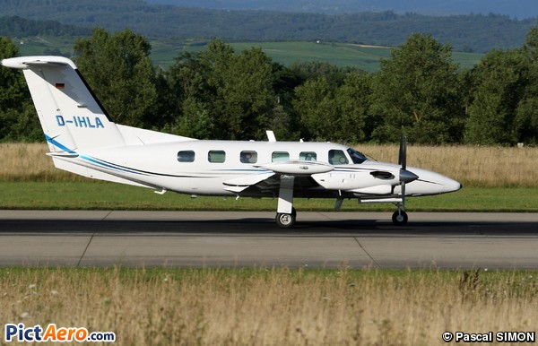 Piper PA-42-720 Cheyenne IIIA (Aérowest GmbH)