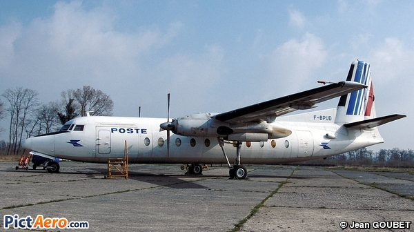 Fokker F27 Friendship d'Air France