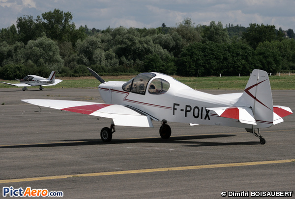 Piel CP-301S Emeraude (ASSOCIATION AERO SPORTS SECTION RSA (RESEAU DES SPORTS DE L'AIR) )