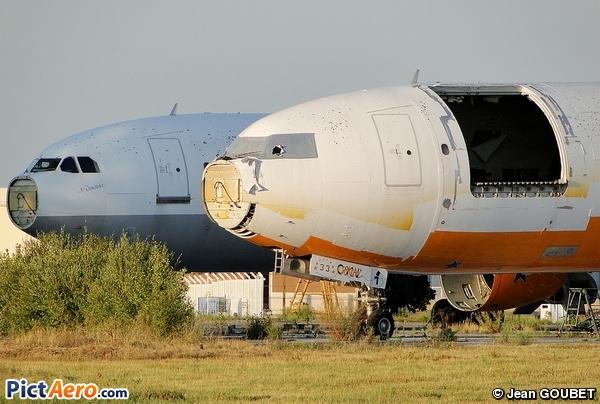 Airbus A300B4-103/F (Farnair Netherlands)