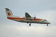 De Havilland Canada DHC-8-315 (EC-IIB)