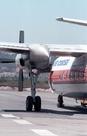 Fairchild F-27J (F-GGSZ)