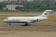 Fokker F-28-3000 Fellowship (RP-1250)