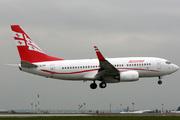 Boeing 737-7BK (4L-TGM)