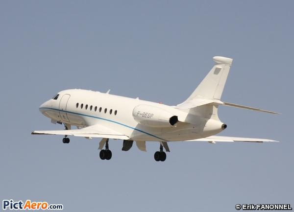 Dassault Falcon 2000 (Dassault Falcon Service)