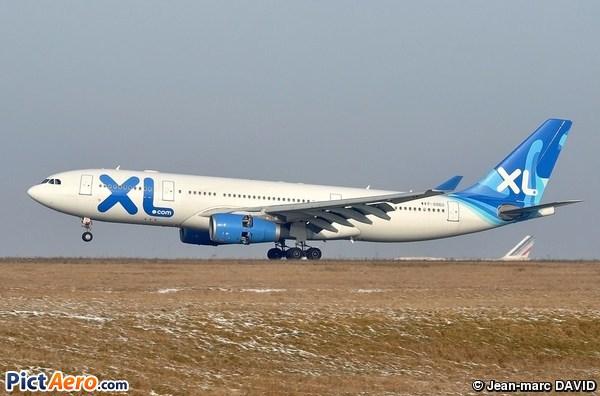 Airbus a330 243 f gseu xl airways france par jean marc for Airbus a330 xl airways interieur