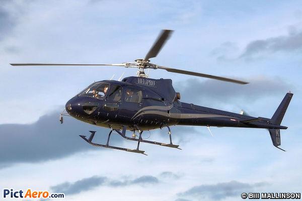 Aérospatiale AS-350 BA Ecureuil (Christchurch Helicopters)