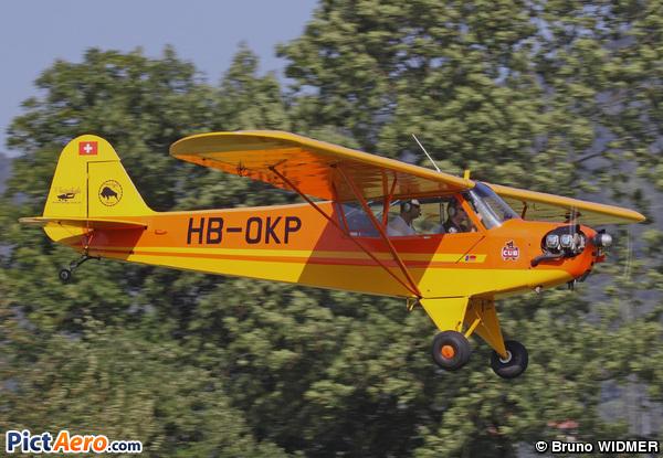 Piper  PA-18  (Privé)