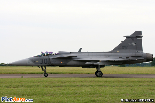 JAS-39C Gripen (Hungary - Air Force)