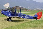 De Havilland DH-60G Gipsy Moth (HB-AFO)