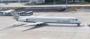 McDonnell Douglas MD-83 (DC-9-83) (F-GRML)