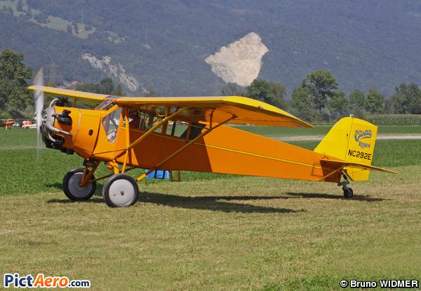 Curtiss Robin (Privé)