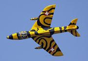 Hawker Hunter T.MK. 68 (HB-RVV)
