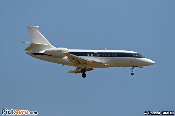 Dassault Falcon 2000 (NetJets Europe)