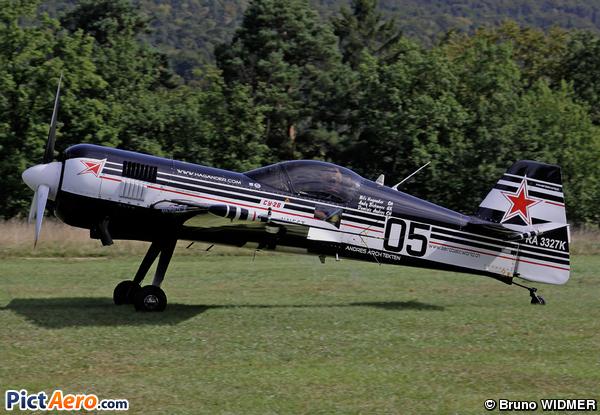 Sukhoï Su-26 (Private)