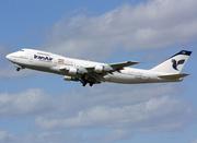 Boeing 747-146 (EP-IAM)