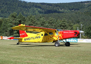 Pilatus PC-6/B2-H4 Turbo Porter (HB-FKP)