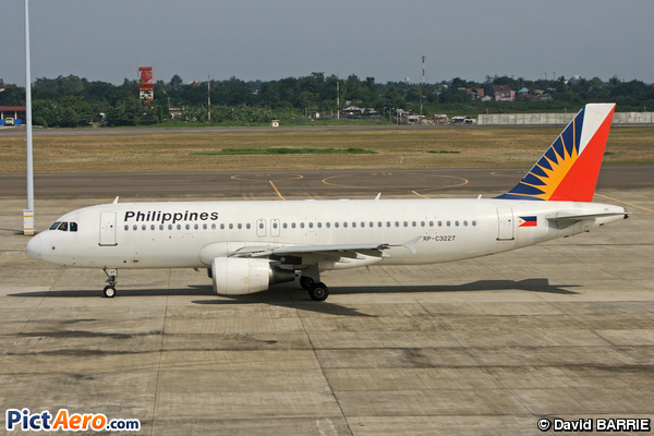 Philippine Airlines Airbus A320 Airbus A320-214 Philippine