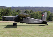 Pilatus PC-6/B2-H2M-1 Turbo Porter (V-633)