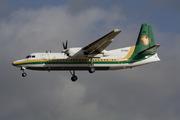 Fokker 50 (5Y-VVJ)