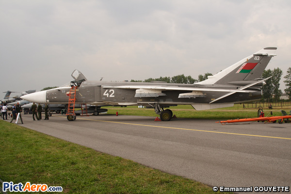 Sukhoi Su-24 Fencer (Belarus - Government)