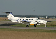 Beech Super King Air 200 (OO-SKM)