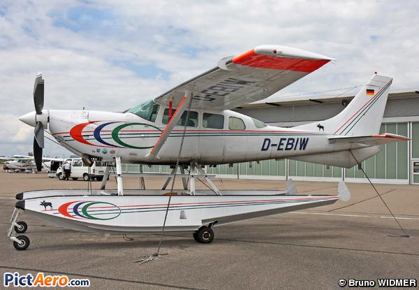 Cessna U206 Stationair 6 (Privé)